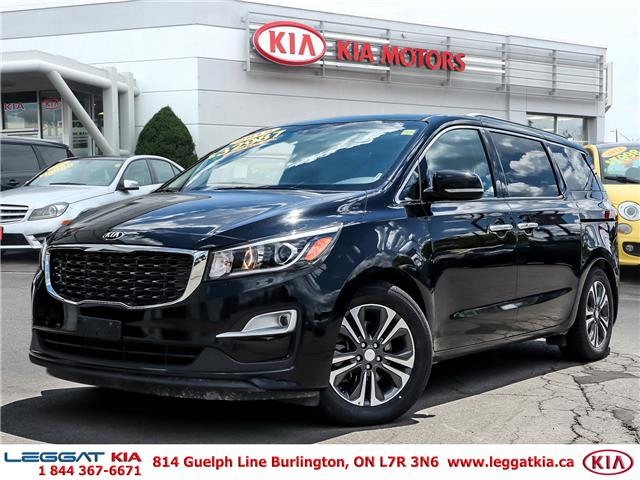 2019 Kia Sedona  (Stk: W0154) in Burlington - Image 1 of 28