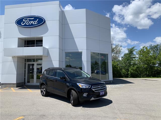 2018 Ford Escape SE (Stk: 18700) in Smiths Falls - Image 1 of 2