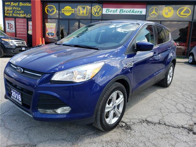 2016 Ford Escape SE (Stk: a87727) in Toronto - Image 1 of 13