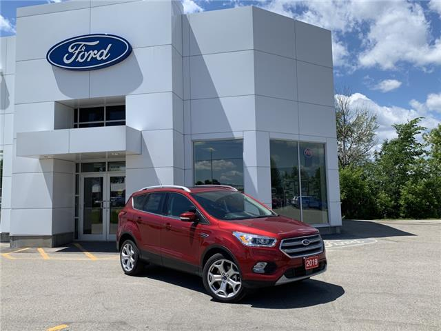 2019 Ford Escape Titanium (Stk: 19207) in Smiths Falls - Image 1 of 1