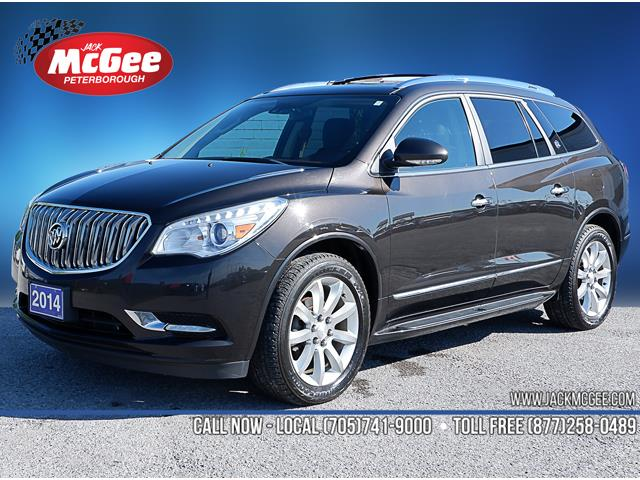 2014 Buick Enclave Leather (Stk: 18991A) in Peterborough - Image 1 of 20