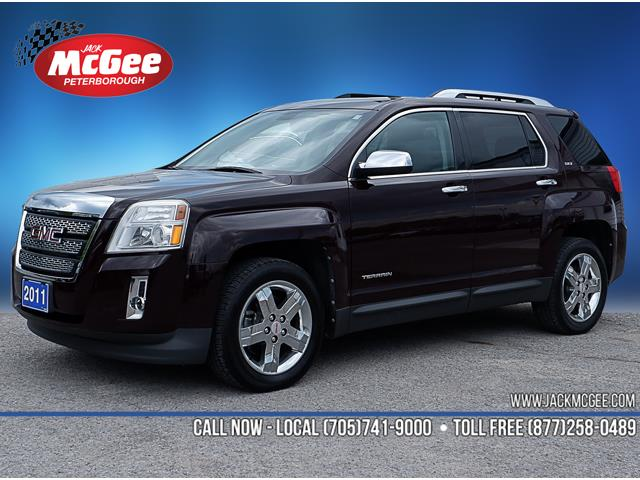 2011 GMC Terrain SLT-2 (Stk: 19280A) in Peterborough - Image 1 of 19