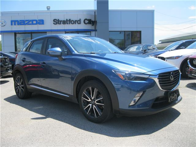 2018 Mazda CX-3 GT (Stk: 19016A) in Stratford - Image 1 of 24