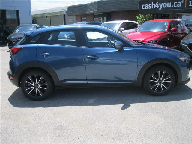 2018 Mazda CX-3 GT (Stk: 19016A) in Stratford - Image 2 of 24