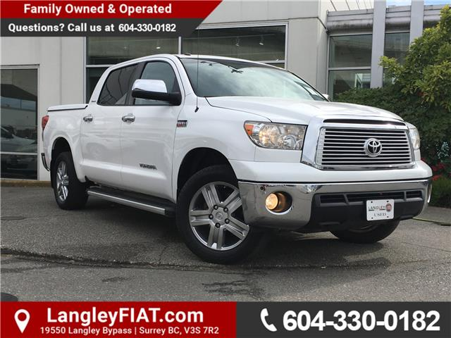 2012 Toyota Tundra Limited 5.7L V8 (Stk: LF6071) in Surrey - Image 1 of 28