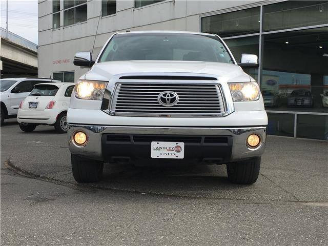 2012 Toyota Tundra Limited 5.7L V8 (Stk: LF6071) in Surrey - Image 4 of 28