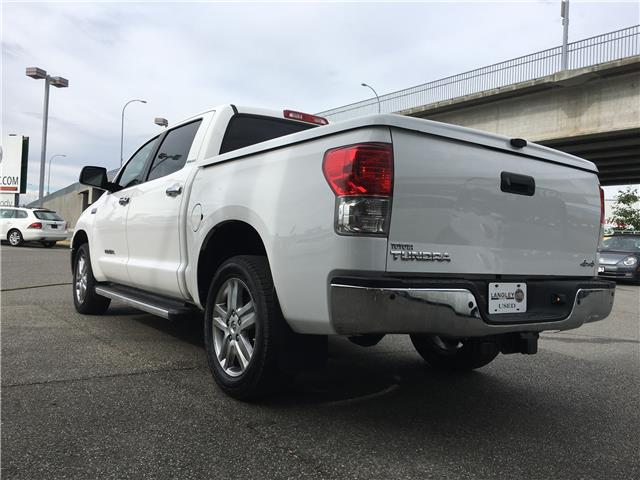 2012 Toyota Tundra Limited 5.7L V8 (Stk: LF6071) in Surrey - Image 7 of 28