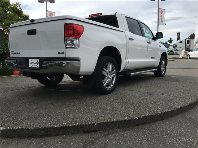 2012 Toyota Tundra Limited 5.7L V8 (Stk: LF6071) in Surrey - Image 9 of 28
