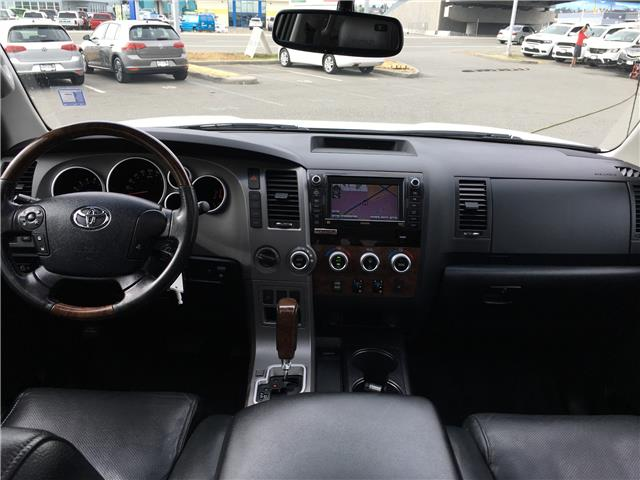 2012 Toyota Tundra Limited 5.7L V8 (Stk: LF6071) in Surrey - Image 15 of 28