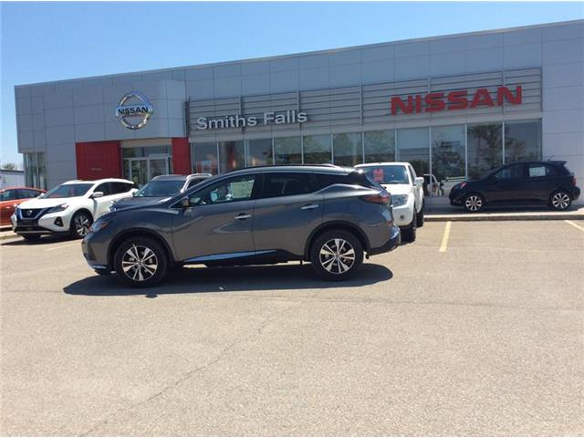 2019 Nissan Murano S (Stk: 19-268) in Smiths Falls - Image 1 of 13