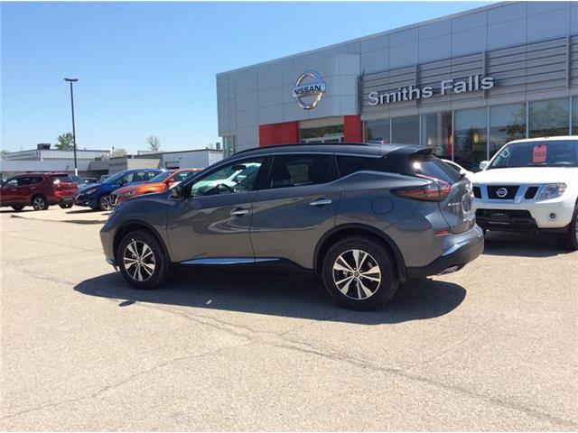 2019 Nissan Murano S (Stk: 19-268) in Smiths Falls - Image 3 of 13