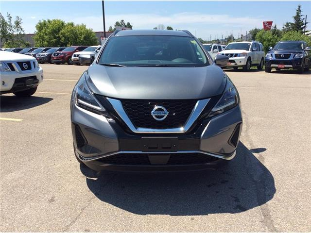 2019 Nissan Murano S (Stk: 19-268) in Smiths Falls - Image 5 of 13