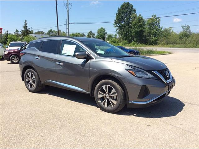 2019 Nissan Murano S (Stk: 19-268) in Smiths Falls - Image 7 of 13