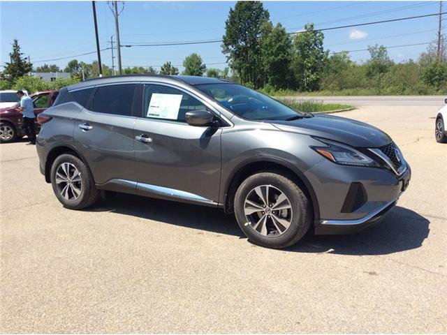 2019 Nissan Murano S (Stk: 19-268) in Smiths Falls - Image 8 of 13