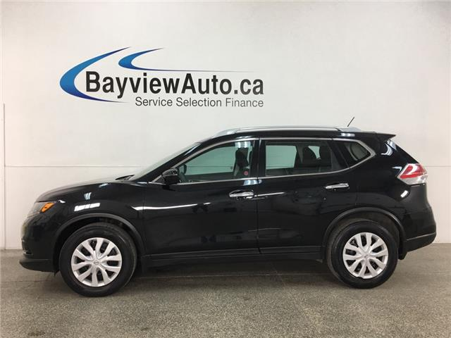 2016 Nissan Rogue S (Stk: 35149W) in Belleville - Image 1 of 23