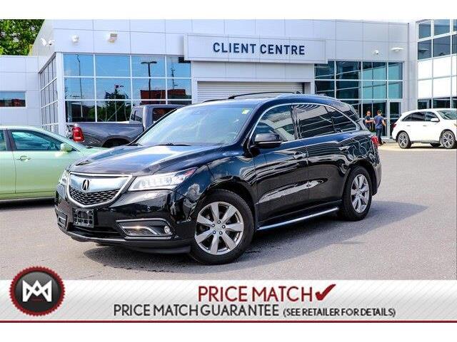 2016 Acura MDX Elite Package (Stk: P1520) in Ottawa - Image 1 of 8