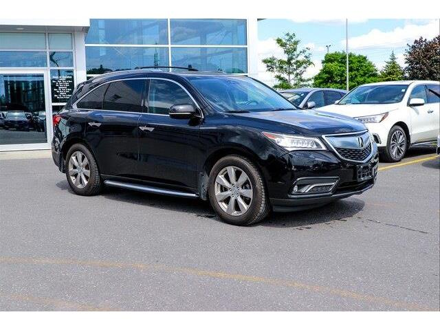 2016 Acura MDX Elite Package (Stk: P1520) in Ottawa - Image 2 of 8