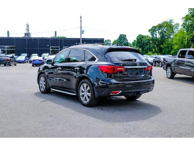 2016 Acura MDX Elite Package (Stk: P1520) in Ottawa - Image 3 of 8