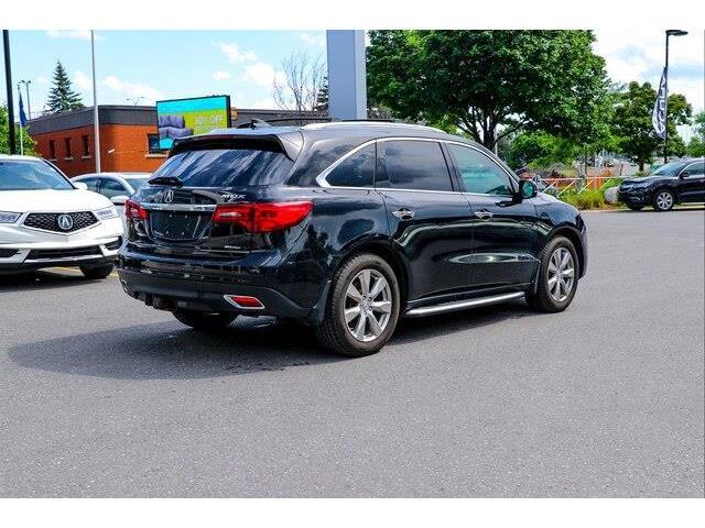 2016 Acura MDX Elite Package (Stk: P1520) in Ottawa - Image 4 of 8