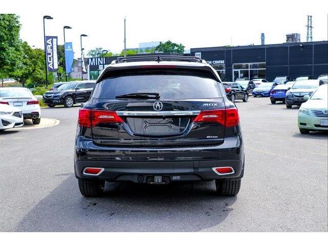 2016 Acura MDX Elite Package (Stk: P1520) in Ottawa - Image 6 of 8
