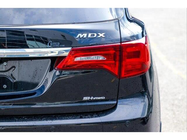 2016 Acura MDX Elite Package (Stk: P1520) in Ottawa - Image 7 of 8