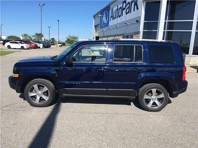 2016 Jeep Patriot Sport/North (Stk: 16-44320JB) in Barrie - Image 8 of 24