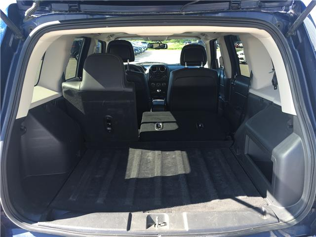 2016 Jeep Patriot Sport/North (Stk: 16-44320JB) in Barrie - Image 16 of 24