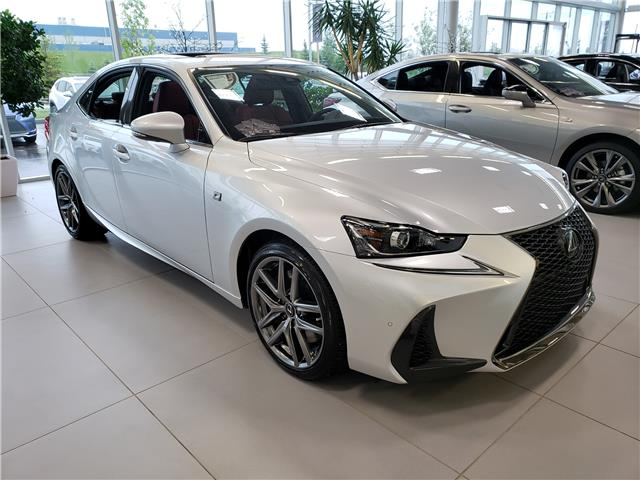 2019 Lexus IS 300 Base (Stk: L19363) in Calgary - Image 1 of 5