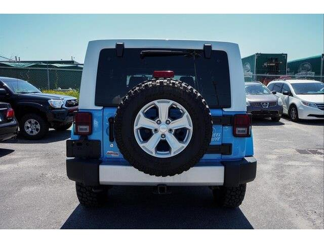 2017 Jeep Wrangler Unlimited Sahara (Stk: SK574A) in Gloucester - Image 19 of 20