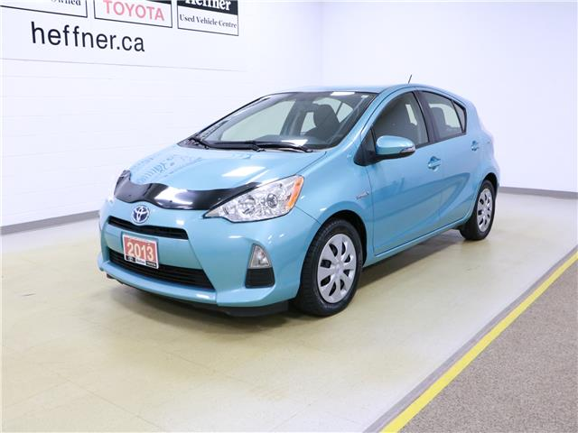 2013 Toyota Prius C Base (Stk: 195570) in Kitchener - Image 1 of 30