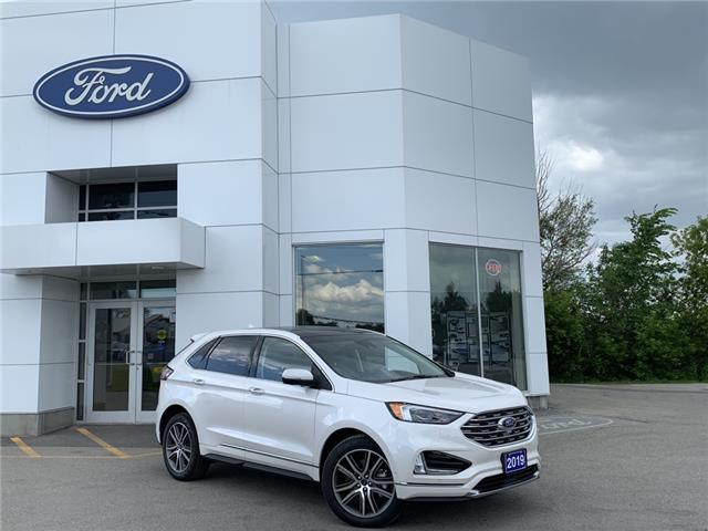 2019 Ford Edge Titanium (Stk: 19151) in Smiths Falls - Image 1 of 1