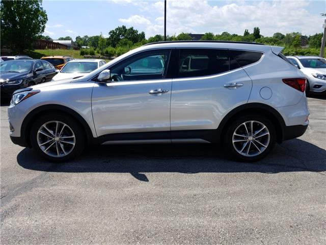 2017 Hyundai Santa Fe Sport 2.0T Limited (Stk: 389411) in Cambridge - Image 2 of 25