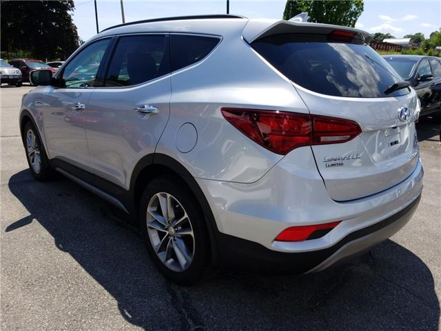 2017 Hyundai Santa Fe Sport 2.0T Limited (Stk: 389411) in Cambridge - Image 3 of 25