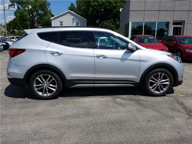 2017 Hyundai Santa Fe Sport 2.0T Limited (Stk: 389411) in Cambridge - Image 6 of 25