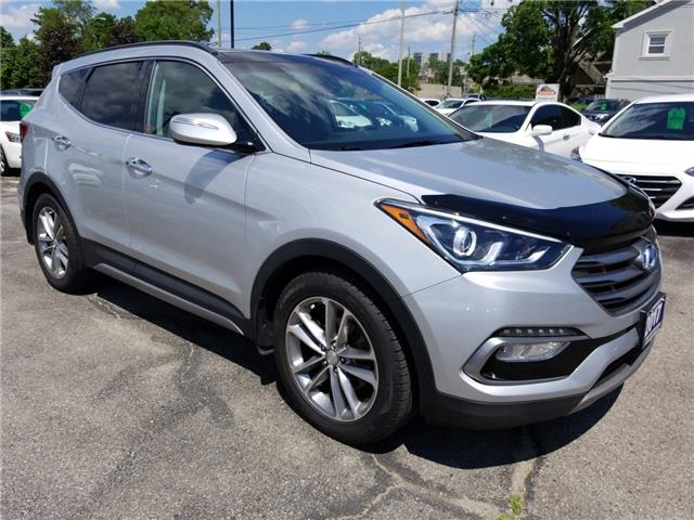 2017 Hyundai Santa Fe Sport 2.0T Limited (Stk: 389411) in Cambridge - Image 7 of 25