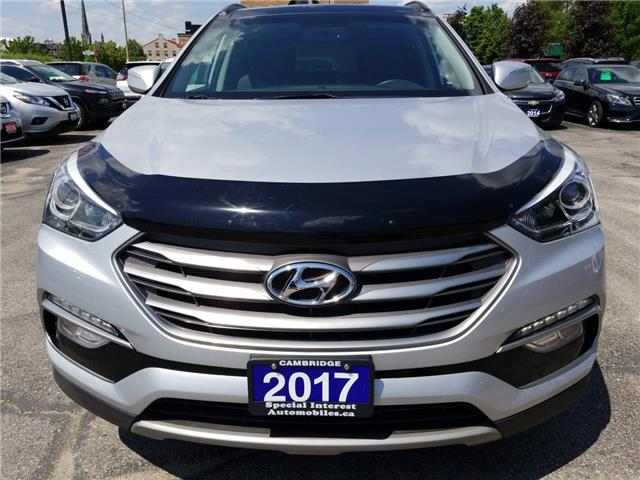 2017 Hyundai Santa Fe Sport 2.0T Limited (Stk: 389411) in Cambridge - Image 8 of 25