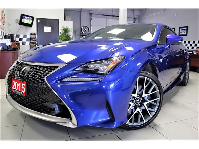 2015 Lexus RC 350 Base (Stk: ) in Bolton - Image 1 of 30