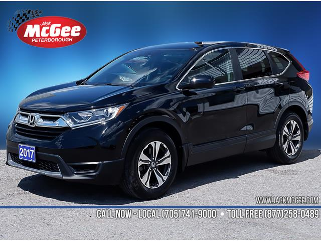 2017 Honda CR-V LX (Stk: 19516A) in Peterborough - Image 1 of 17