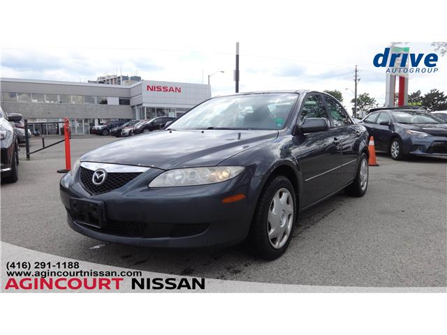 2004 Mazda MAZDA6 GS-I4 (Stk: U12549) in Scarborough - Image 1 of 13