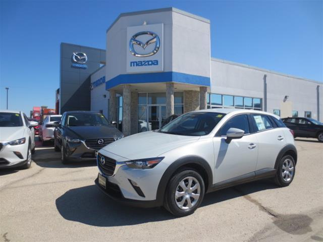 2019 Mazda CX-3 GX (Stk: M19136) in Steinbach - Image 1 of 22
