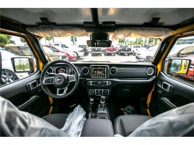2019 Jeep Wrangler Unlimited Sahara (Stk: K628814) in Abbotsford - Image 16 of 23