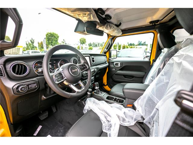 2019 Jeep Wrangler Unlimited Sahara (Stk: K628814) in Abbotsford - Image 19 of 23