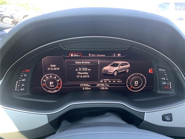 2017 Audi Q7 3.0T Technik (Stk: B8661) in Oakville - Image 16 of 23