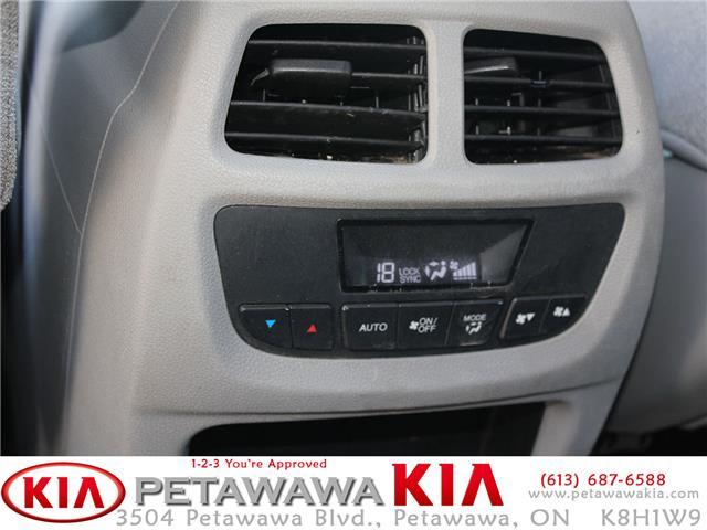 2016 Honda Pilot EX (Stk: 20010-1) in Petawawa - Image 17 of 24