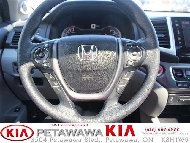 2016 Honda Pilot EX (Stk: 20010-1) in Petawawa - Image 10 of 24