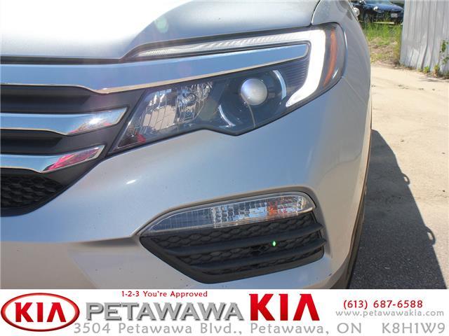 2016 Honda Pilot EX (Stk: 20010-1) in Petawawa - Image 22 of 24