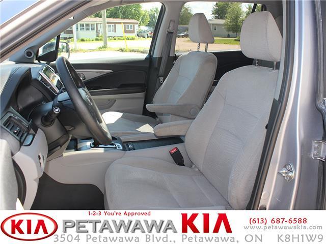 2016 Honda Pilot EX (Stk: 20010-1) in Petawawa - Image 6 of 24