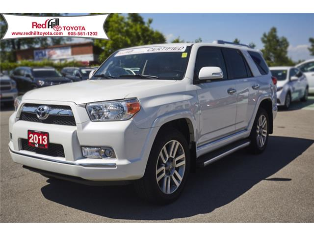 2013 Toyota 4Runner SR5 V6 at $29943 for sale in Hamilton - Red Hill