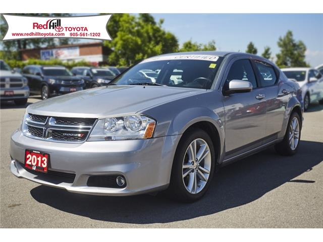 2013 Dodge Avenger SXT (Stk: 80562) in Hamilton - Image 1 of 17