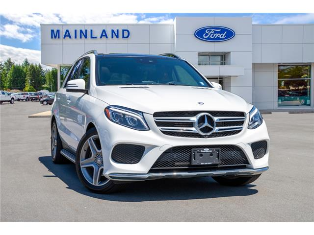 2016 Mercedes-Benz GLE-Class Base (Stk: 9F18544A) in Vancouver - Image 1 of 29